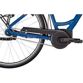 Ortler Wien - Vélo de trekking électrique - Wave bleu